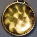 Buren Pocket Watch Grand Prix Open Face WDEW-13