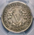 Liberty Nickel 1912-S PCGS Genuine VG Details US Coin WDEC-06